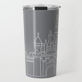 Sleeping Beauty's Castle // Disneyland Travel Mug