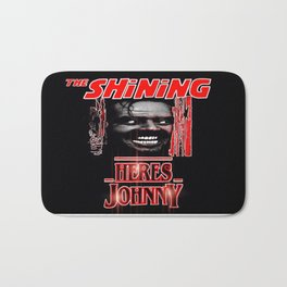 The Shining Here's Johnny Bath Mat