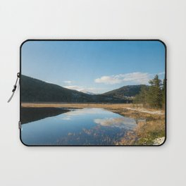 autumn in the mountains Laptop Sleeve