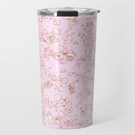 Scribble Travel Mug