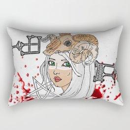 Lisette, full version Rectangular Pillow