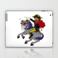 Napoleon goes rampage Laptop & iPad Skin