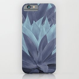 Agave Ocean Dream #5 #tropical #decor #art #society6 iPhone Case