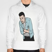 liam payne Hoodies featuring Liam Payne by 90's Class