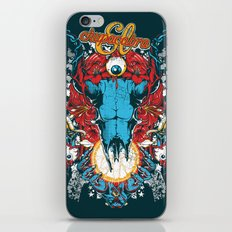 El Chupacabra iPhone & iPod Skin