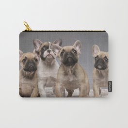 Puppy Gang Carry-All Pouch