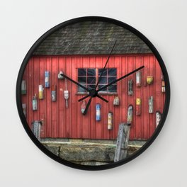 Motif No.1 Wall Clock