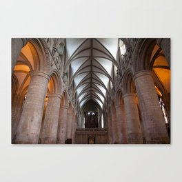 Gloucester Cathedral I Canvas Print
