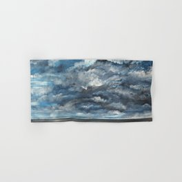 The Sun is Coming (Lista) by Gerlinde Hand & Bath Towel