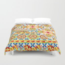 Groovy Gypsy Circus Duvet Cover
