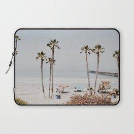 palm trees x / california Laptop Sleeve