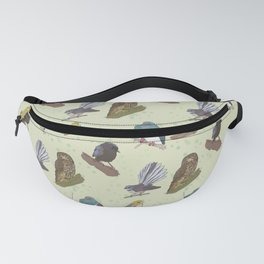 New Zealand Native Birds .2 Fanny Pack