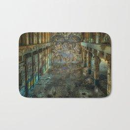 Apocalyptic Vision of the Sistine Chapel Rome 2020 Bath Mat