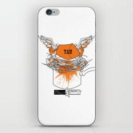 Yam's Nest iPhone Skin