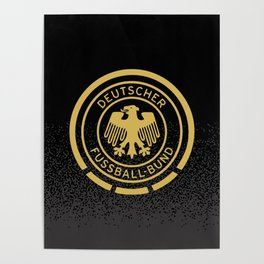 GERMANY Gold Champions Poster