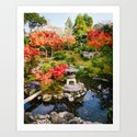 Japanese Garden by sidecarphoto