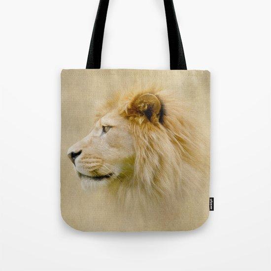 Lion III Tote Bag