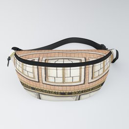 vintage house and store Fanny Pack