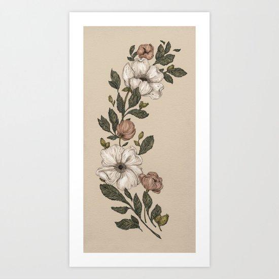 Floral Laurel by jessicaroux