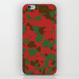 Camo 8 - Warlord V2 iPhone Skin