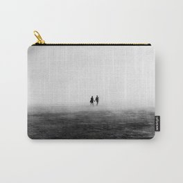 Everyone Else Disappears Carry-All Pouch