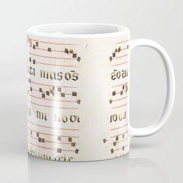 Marking Time Coffee Mug