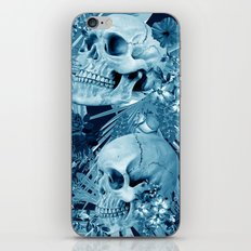 tropic skull  iPhone & iPod Skin