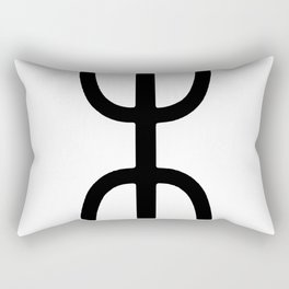 Rune 18 Rectangular Pillow