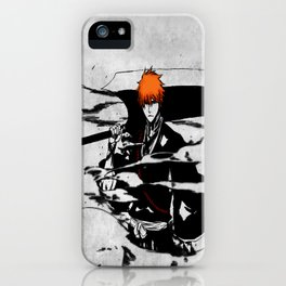 ichigo bleach iPhone Case