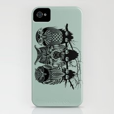 Owls of the Nile iPhone (4, 4s) Slim Case