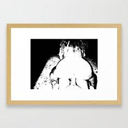 Never End Framed Art Print