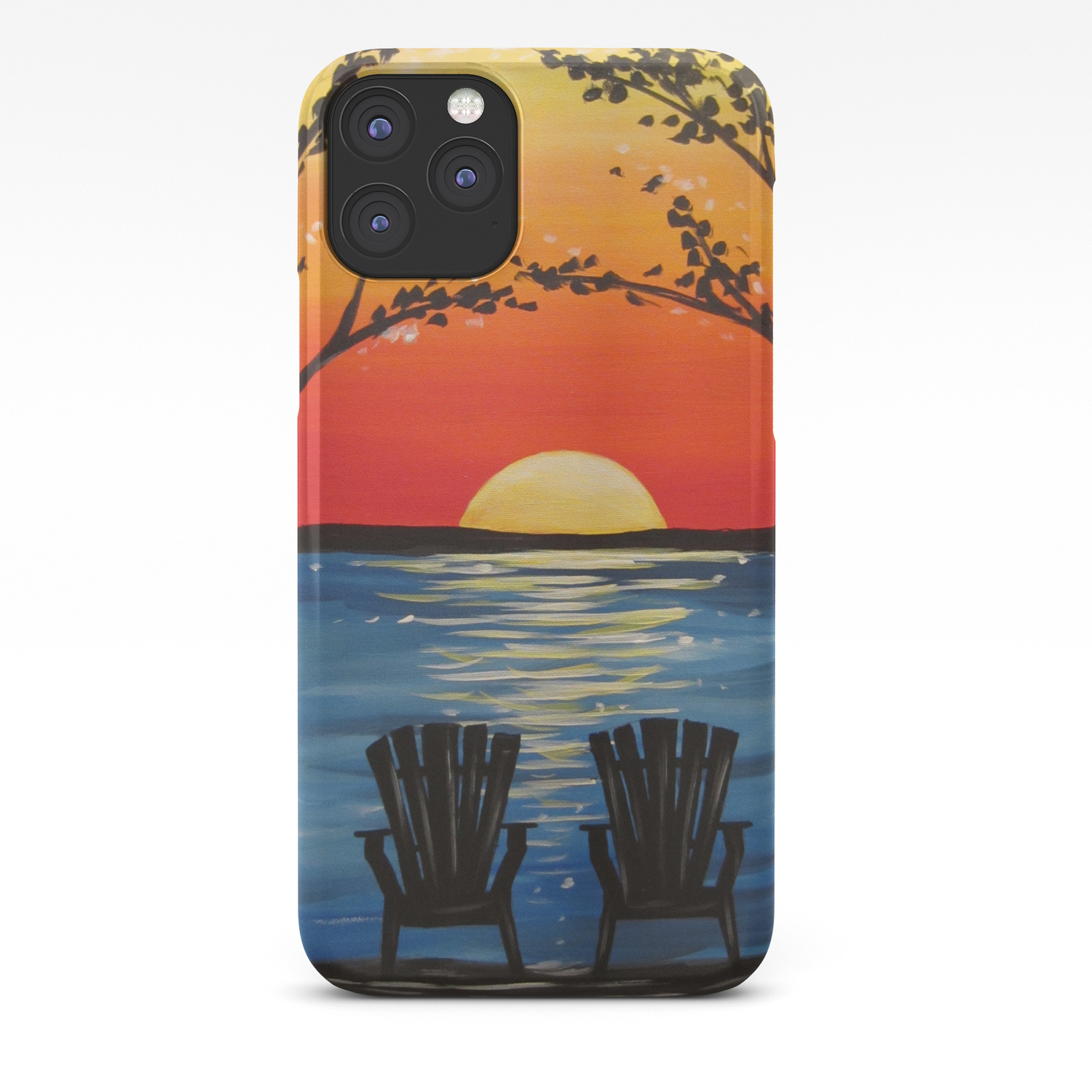 Canvas Painting Ideas Muse Paintbar Events Classes Iphone Case By Gouravart Society6