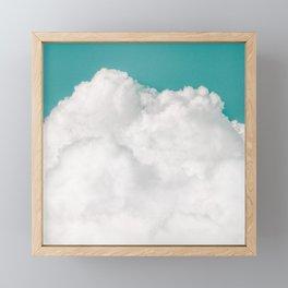 Dreaming Of Mountains Framed Mini Art Print