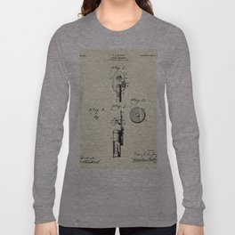 Ophthalmoscope-1908 Long Sleeve T-shirt
