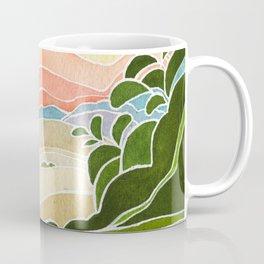 East Bay Devil Mountain in Summer Coffee Mug