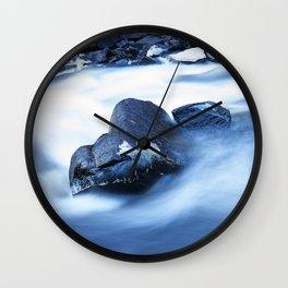 Earth and Heaven Wall Clock