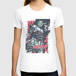 Kamen rider Black T-shirt