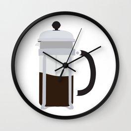 Press It Like It's Hot Wall Clock