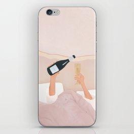 Morning Wine iPhone Skin
