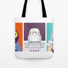 Cute Villains Set 1 Tote Bag