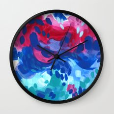We Are Seeds Wall Clock