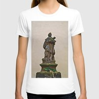 prague T-shirts featuring PRAGUE by ALX RUTECKI