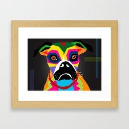 doge Framed Art Print