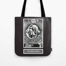 Shadow Season: The Brothers Tote Bag
