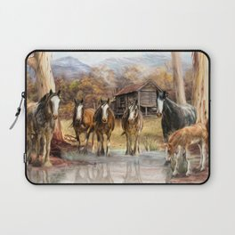 High Country Hideaway Laptop Sleeve
