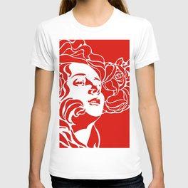 """Koloman (Kolo) Moser """"Girl's head"""" (3) T-shirt"""
