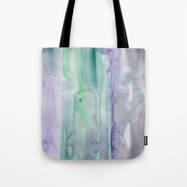 25 | 190907 | Watercolor Abstract Painting Tote Bag