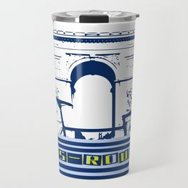 Paris - Roubaix Travel Mug