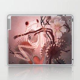 Clockwork Frog Laptop & iPad Skin