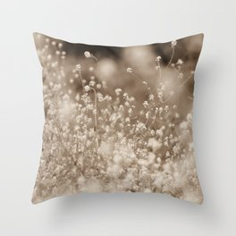Wildly Throw Pillow